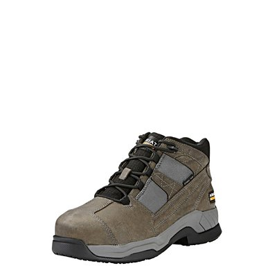 Ariat Mens Contender Steel Toe EN Iso D Charcoal