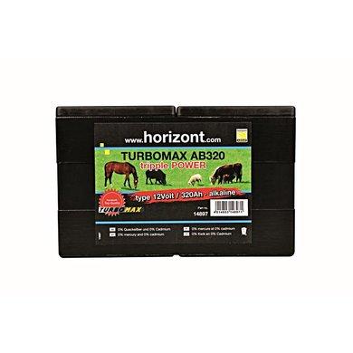 Horizont Batterij 12v Turbomax Ab320 Vx