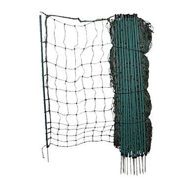 horizont filet pour poule 105cm goupille simple vert 50m. Black Bedroom Furniture Sets. Home Design Ideas
