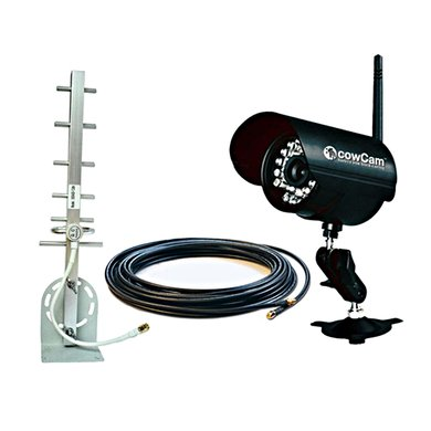 Luda Camerakit (Kabels, Adapter En Antenne) Tbv Cowcam