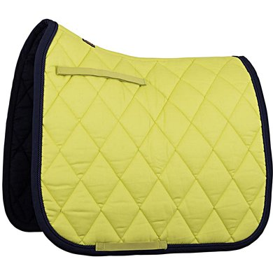 BR Tapis de Selle de Dressage Event Citron Full