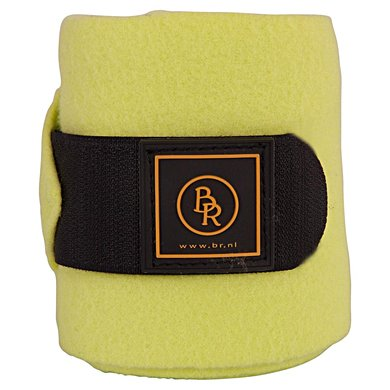 BR Bandages/polo Event Fleece 2m Lime Pony