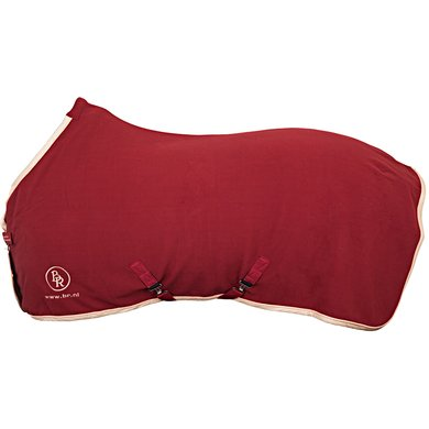 BR Fleece Sponsorendecke Event Rot 115/155