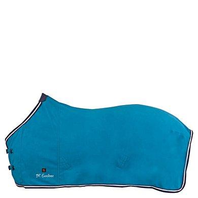 BR Rug Xcellence 380g Fleece Mosaic blue