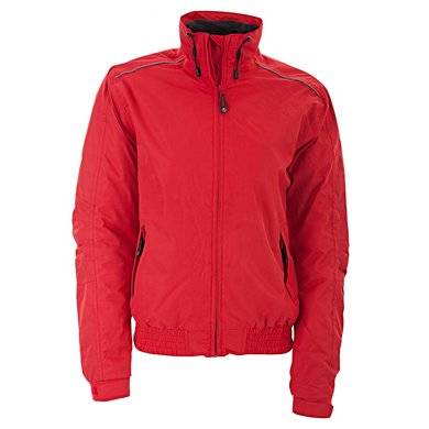 BR Clubjas Essentials heren waterproof Rood XS
