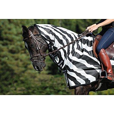 Bucas Buzz Off Riding Zebra
