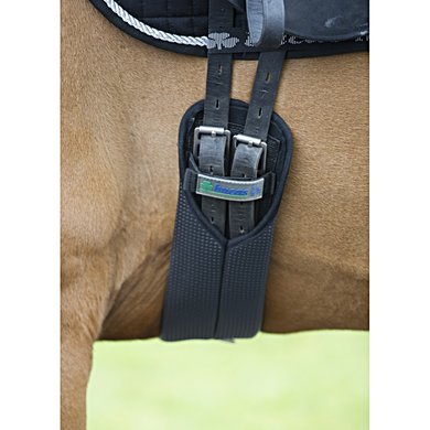 Bucas Connect Dressage Girth Black