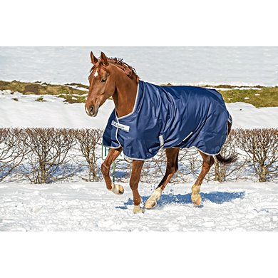 Bucas Freedom Turnout High Neck 0g Navy
