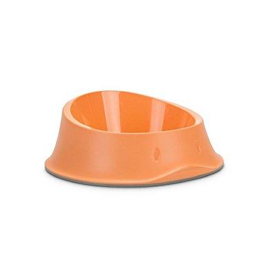 Eetbak Hond Ciotole Chic Oranje