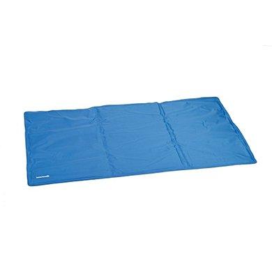 Beeztees Quick Cooler Koelmat Izi Blauw L: 90x50cm
