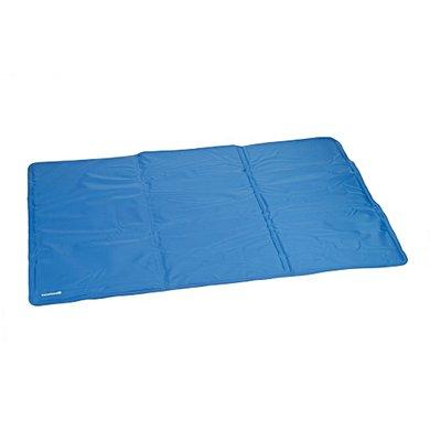 Beeztees Quick Cooler Koelmat Izi Blauw XL: 95x75cm
