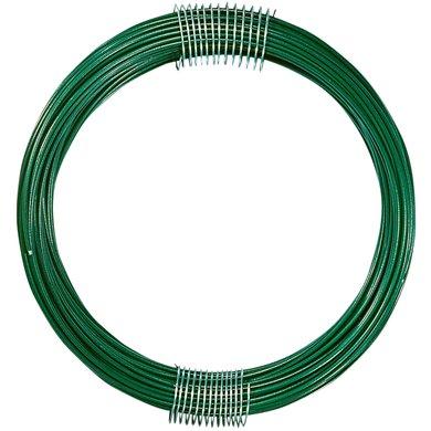 Connex Binddraad Plastic/Groen 25m