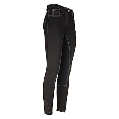 Easy Rider Rijbroek Dames Zohra Flex full Black 25