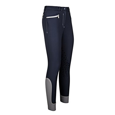 euro-star Rijbroek Dames Alice PowerGrip Navy 32