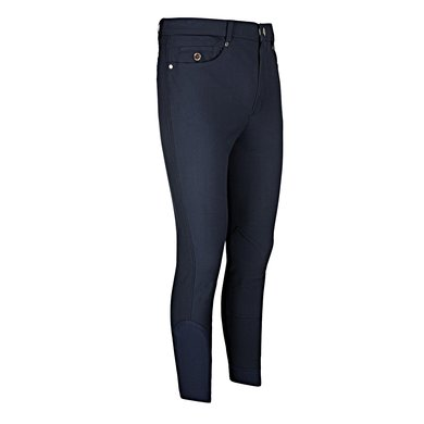 euro-star Rijbroek Heren Henry Fabric Knee Navy 98