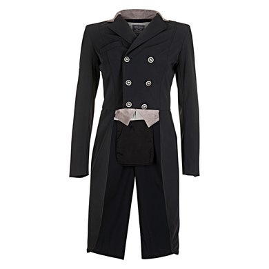euro-star Mens Tail Coat Hero Black 44