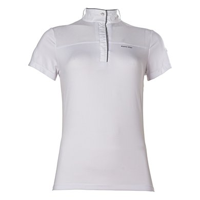 euro-star Ladies Shirt Helene White S
