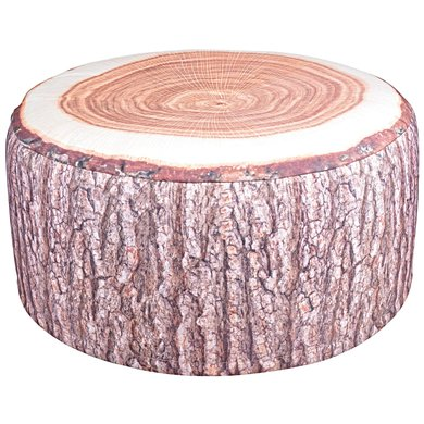 Esschert Tuinpoef boomstam 58x58x32,5cm