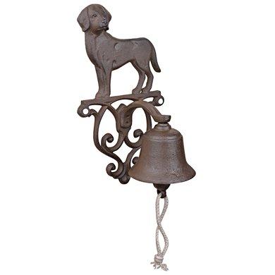 Esschert Deurbel hond 14,3x13,2x24,9cm