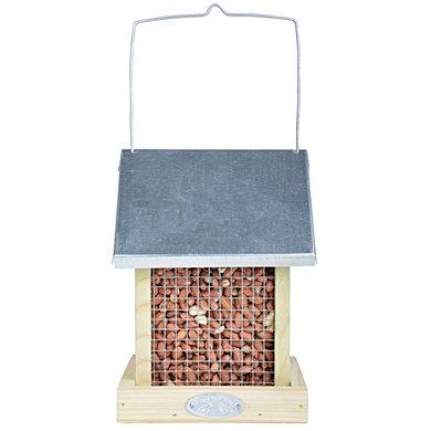Esschert Combi pinda en zaad silo hout 15,7x15,5x22,1cm