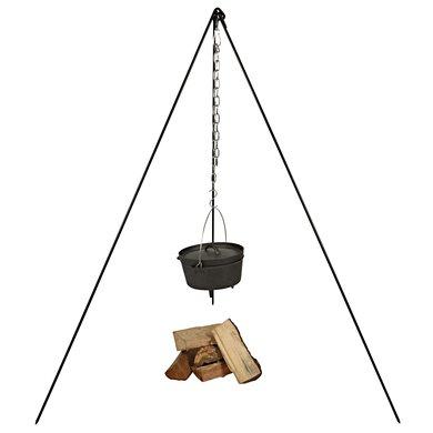 Esschert Driepoot met ketting 5x5x160cm