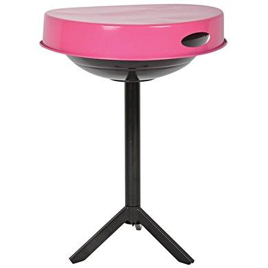 Esschert BBQ tafel roze 46,5x46,5x63cm