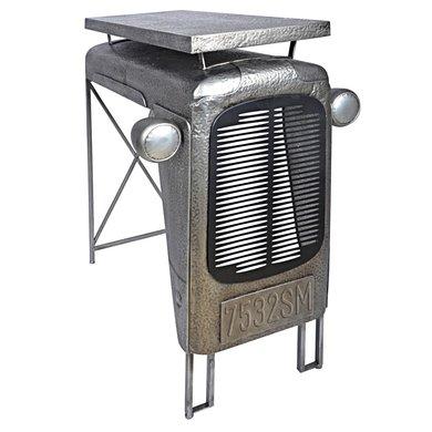 Esschert Tractor tafel grijs 100x67x104cm