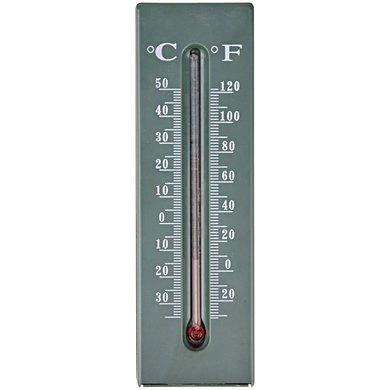 Esschert Sleutelverstop thermometer 5,2x2,8x16,2cm