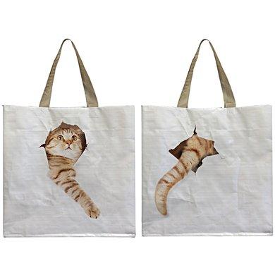 Esschert Boodschappentas kat