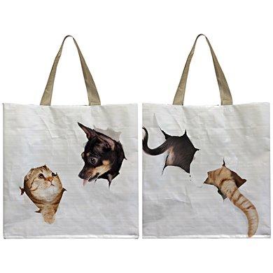 Esschert Shopping Bag Dog/Cat