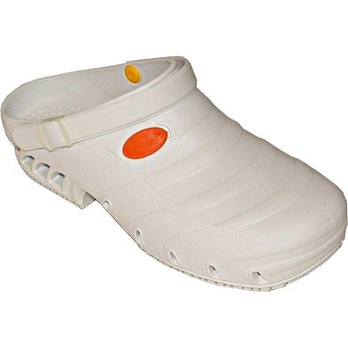 Sunshoes Studium Sebs Clog Wit 37/38