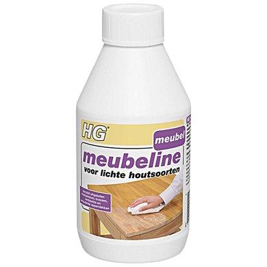 HG Meubeline Hout Licht 250ml