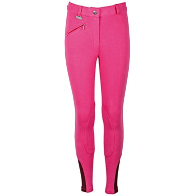 Harrys Horse Breeches Youngstars Fuchsia