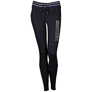 Harrys Horse Rijbroek Jazz Full Grip Navy