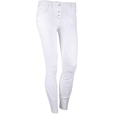 Harrys Horse Breeches Rimini White