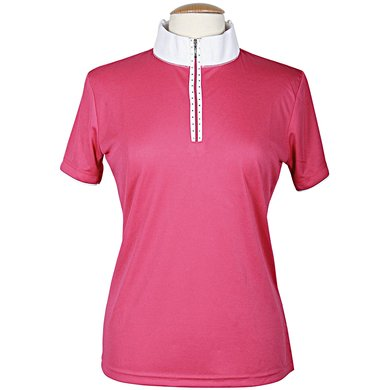 Harrys Horse Competitionshirt Champ Fuchsia