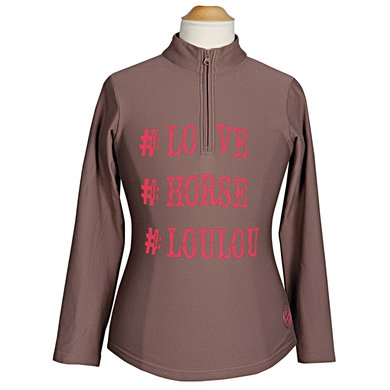 Harrys Horse Shirt LouLou Epping Iron 140