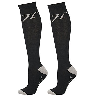 Harrys Horse Socks Uni Black