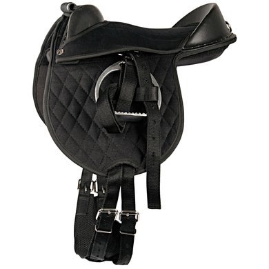 Harrys Horse Saddle Bambino Black