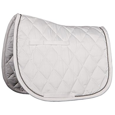 Harrys Horse Saddlepad General Purpose Next White