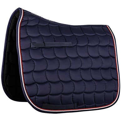 Harrys Horse Zadeldek Descent Navy Full Dr