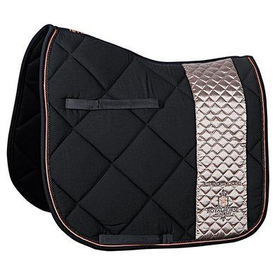 Harrys Horse Hippique Zadeldek Navy full-vz