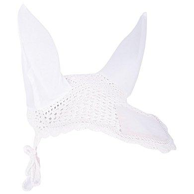 Harrys Horse Fly Veil White