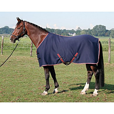 Harry Horse Jersey Cooler Deken Navy