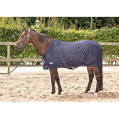 Harrys Horse Superdry Coolersheet lightweight Navy