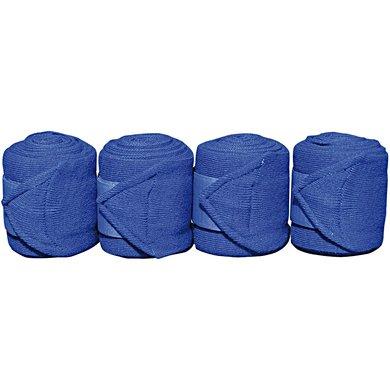 Harrys Horse Bandages Acryl 3 M. 4 St. Blauw