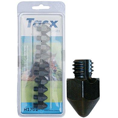 Tacx Kalkoenen 3/8 17mm met Punt 10st