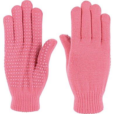 Harrys Horse Magic Gloves Fuchsia