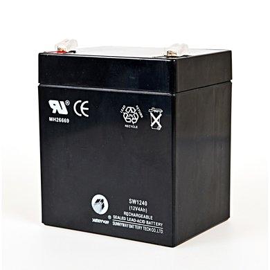 SuperJack accu 12V 4 amp