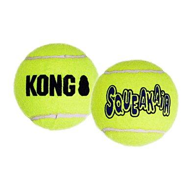 Kong Air Squeaker ball 1st Geel